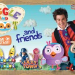 Giggle and Hoot and friends live on stage
