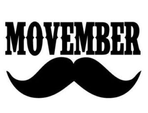 Get ready for Movember