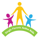single parents active kids_logo
