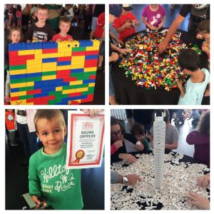Lego Collage from expo