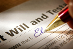 changing or updating your will