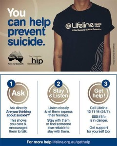 You can help prevent suicide