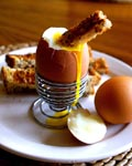 Boiled Egg Soldiers