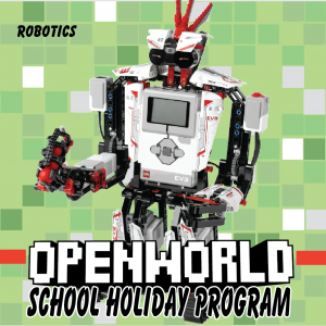 openworld school holiday program robotics